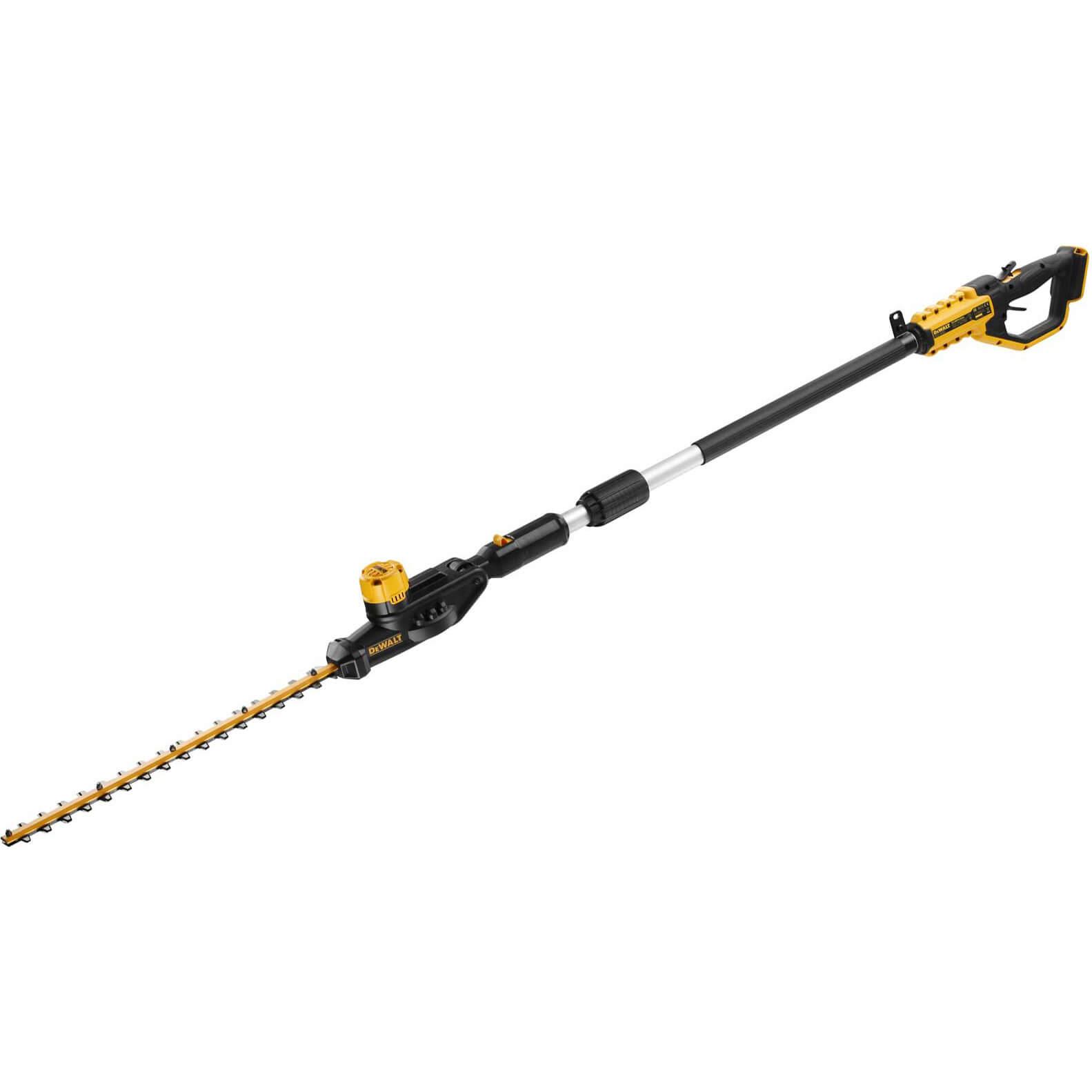 DeWalt DCMPH566 18v XR Cordless Pole Hedge Trimmer 550mm No Batteries No Charger