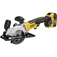 Dewalt DCS571 18v XR Brushless Compact Circular Saw 115mm