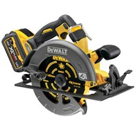 Dewalt DCS578 54v XR Cordless Brushless FLEXVOLT High Power Circular Saw 190mm