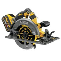 Dewalt DCS579 54v XR Cordless Brushless FLEXVOLT High Power Rail Compatible Circular Saw 190mm