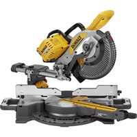 DeWalt DCS727 54v XR Flexvolt Cordless Brushless Mitre Saw 250mm