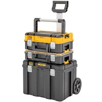 DeWalt TSTAK V2 Stackable Tool Box Bundle New 2020 Model