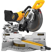 DeWalt DW717 XPS Sliding Compound Mitre Saw 250mm
