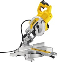 DeWalt DWS777 XPS Sliding Compound Mitre Saw 216mm