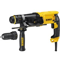 DeWalt D25134K SDS Plus 3 Mode Hammer Drill