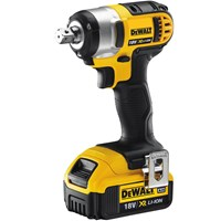 "DeWalt DCF880 18v XR Cordless 1/2"" Drive Impact Wrench"