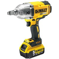 "DeWalt DCF899HR 18v XR Cordless 1/2"" Impact Wrench Hog Ring"