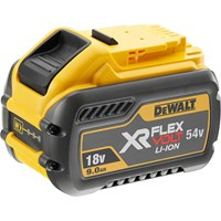 DeWalt DCB547 54v Cordless XR FLEXVOLT Li-ion Battery 9ah