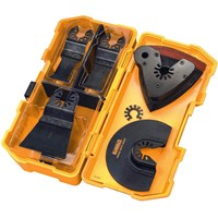 DeWalt 8 Piece Oscillating Multi Tool Accessory Set