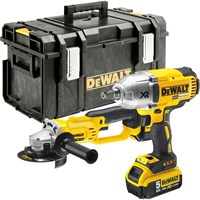 DeWalt DCK269P2 18v XR Cordless Brushless Tool Kit