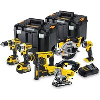 DeWalt DCK699M3T 18v XR Cordless 6 Piece Power Tool Kit