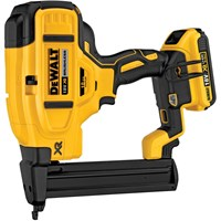 DeWalt DCN681 18v XR Cordless Brushless Narrow Crown Stapler