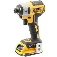 DeWalt DCF888D2B 18v XR Cordless Brushless Tool Connect Impact Driver