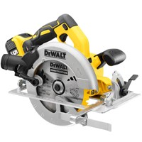 DeWalt DCS570 18v XR Cordless Brushless Circular Saw 184mm
