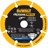DeWalt Extreme Diamond Metal Cutting Disc