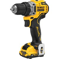 Dewalt DCD701D2 12v XR Cordless Brushless Compact Drill Driver