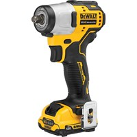 "Dewalt DCF902D2 12v XR Cordless Brushless Compact 3/8"" Drive Impact Wrench"