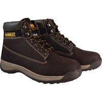 DeWalt Mens Apprentice Nubuck Safety Boots