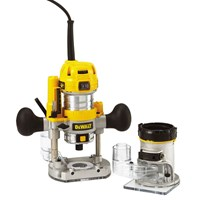 DeWalt D26204K Combination Plunge Router 1/4""