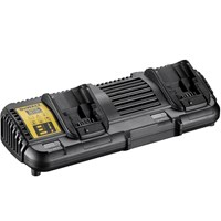 DeWalt DCB132 54v XR Cordless FLEXVOLT Li-ion Twin Port Battery Charger