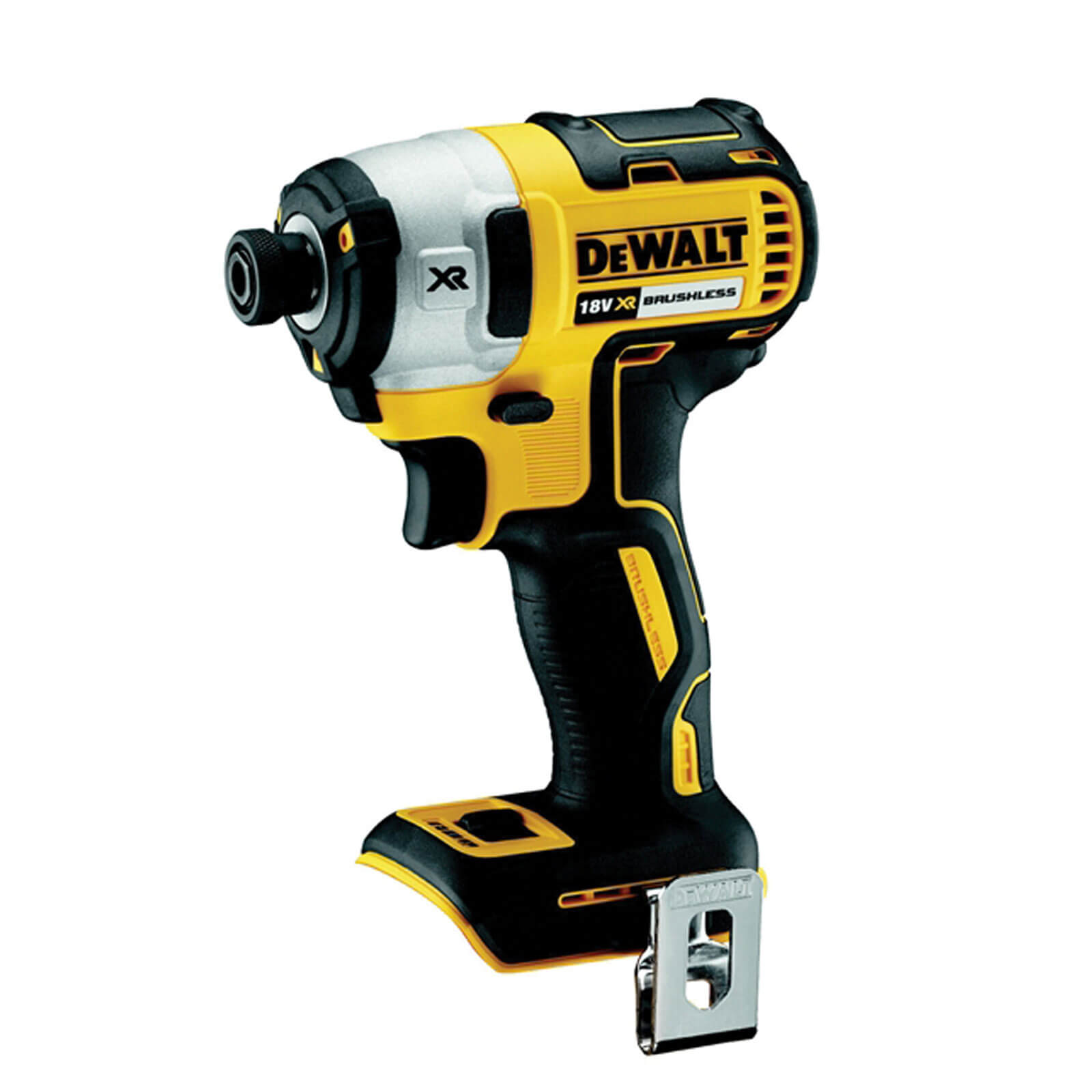 Image of DeWalt DCF887 18v XR Cordless Brushless Impact Driver No Batteries No Charger No Case
