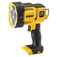 DeWalt DCL043 18v XR Cordless LED Torch