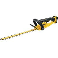 DeWalt DCM563 18v XR Cordless Hedge Trimmer 550mm