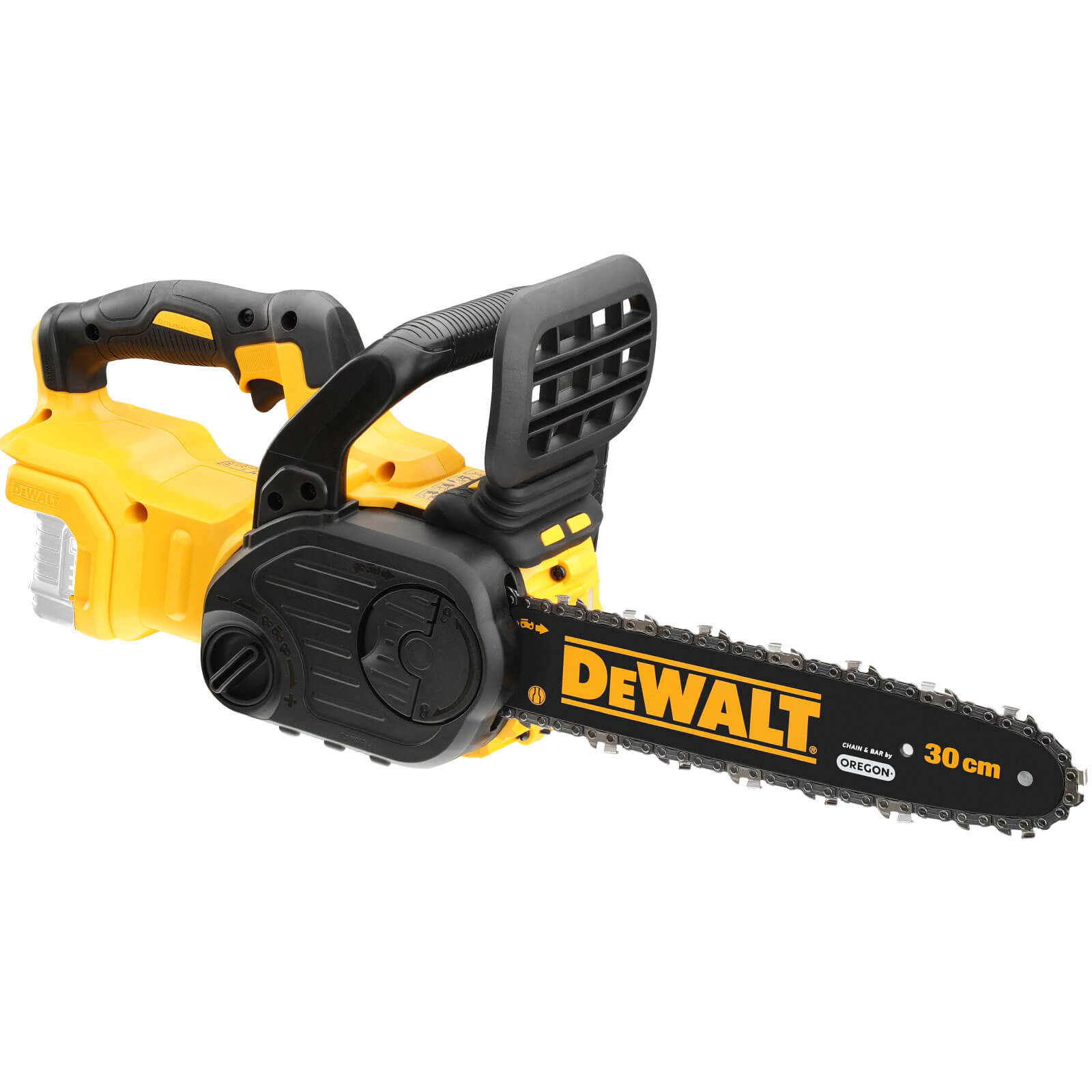 DeWalt DCM565 18v XR Cordless Brushless Compact Chainsaw 300mm No Batteries No Charger No Case