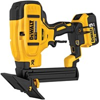 DeWalt DCN682 18v XR Cordless Brushless Flooring Stapler
