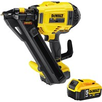 DeWalt DCN694 18v XR Cordless Metal Connector Nail Gun