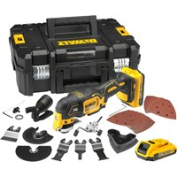 DeWalt DCS355 18v XR Cordless Oscillating Multi Tool