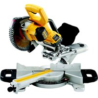 DeWalt DCS365 18v XR Cordless Mitre Saw 184mm