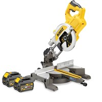 DeWalt DCS777 54v XR Cordless FLEXVOLT Mitre Saw 216mm