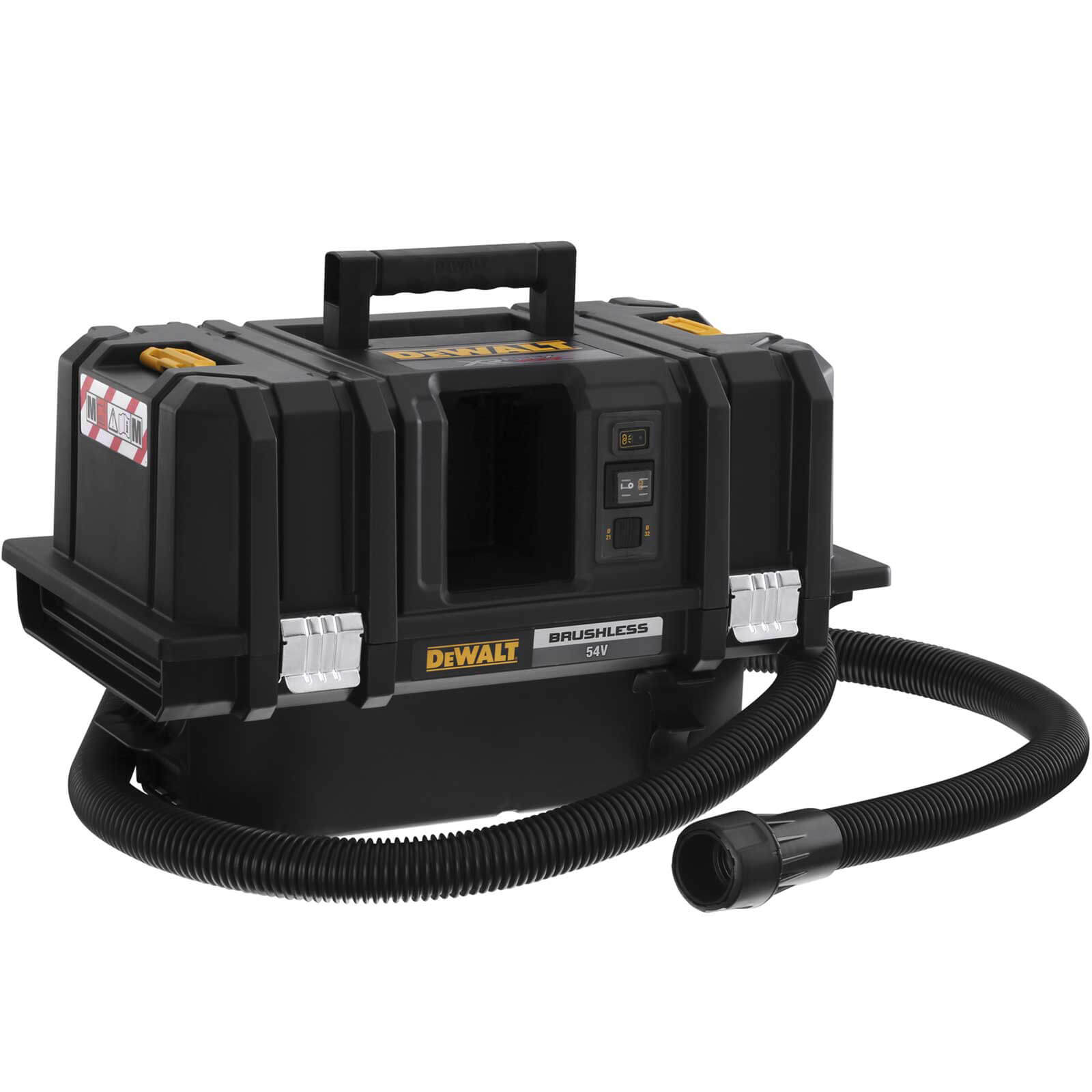 DeWalt DCV586M 54V XR Cordless Flexvolt M-Class Dust Extractor No Batteries No Charger No Case