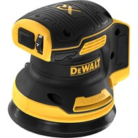 DeWalt DCW210N 18v XR Cordless Brushless Random Orbital Disc Sander 125mm