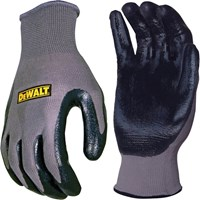 DeWalt Nitrile Nylon Gloves