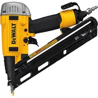 DeWalt DPN1564APP Postive Placement 15 Gauge Angled Finish Air Nail Gun