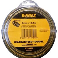 DeWalt Braded Replacement Line for Grass Trimmers