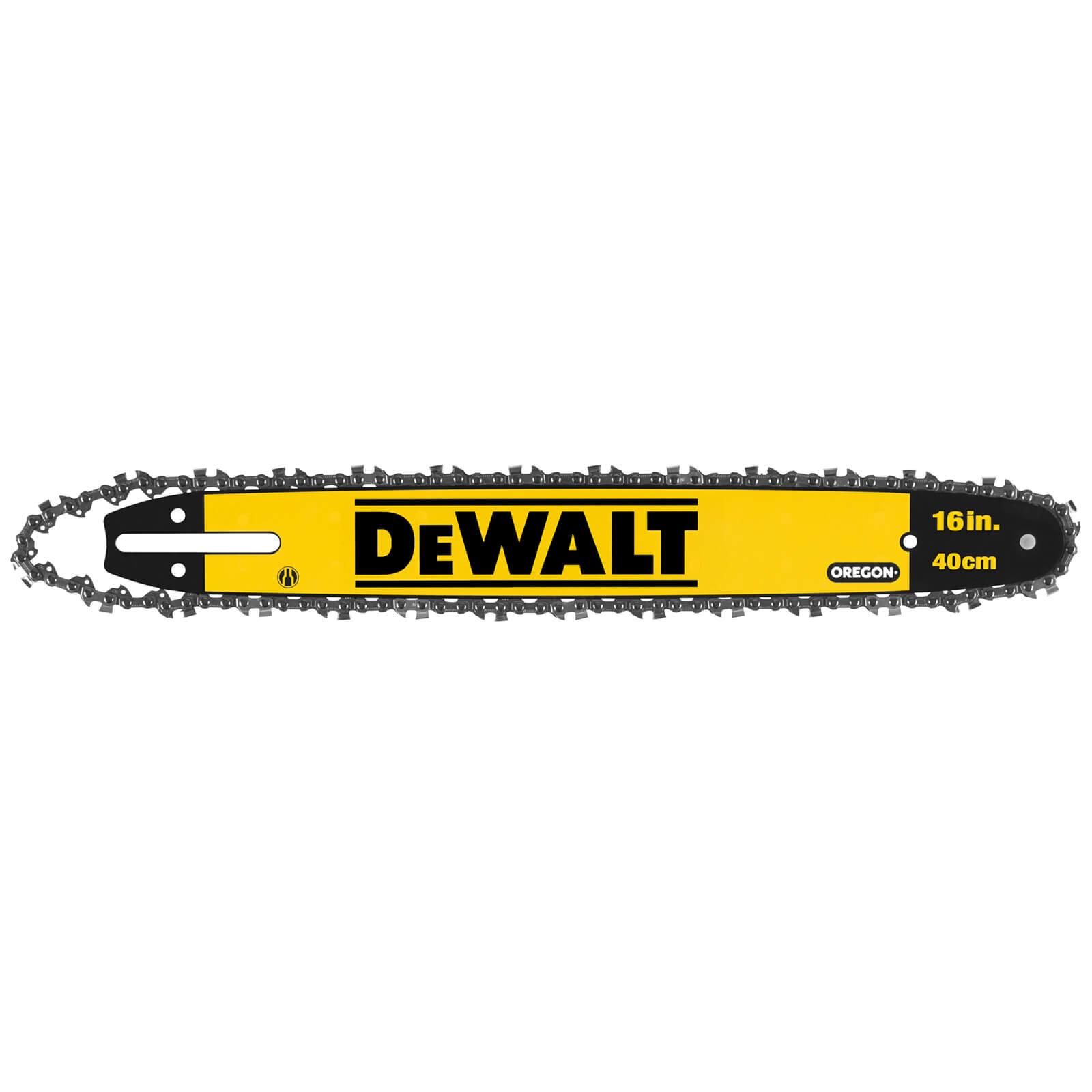 DeWalt Chainsaw Bar and Chain for DCM575 400mm