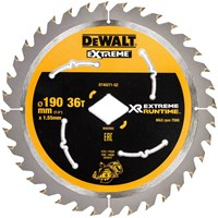 DeWalt XR Extreme Cordless Diamond Bore Saw Blade For DCS577