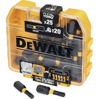 DeWalt Torsion Torx Screwdriver Bits