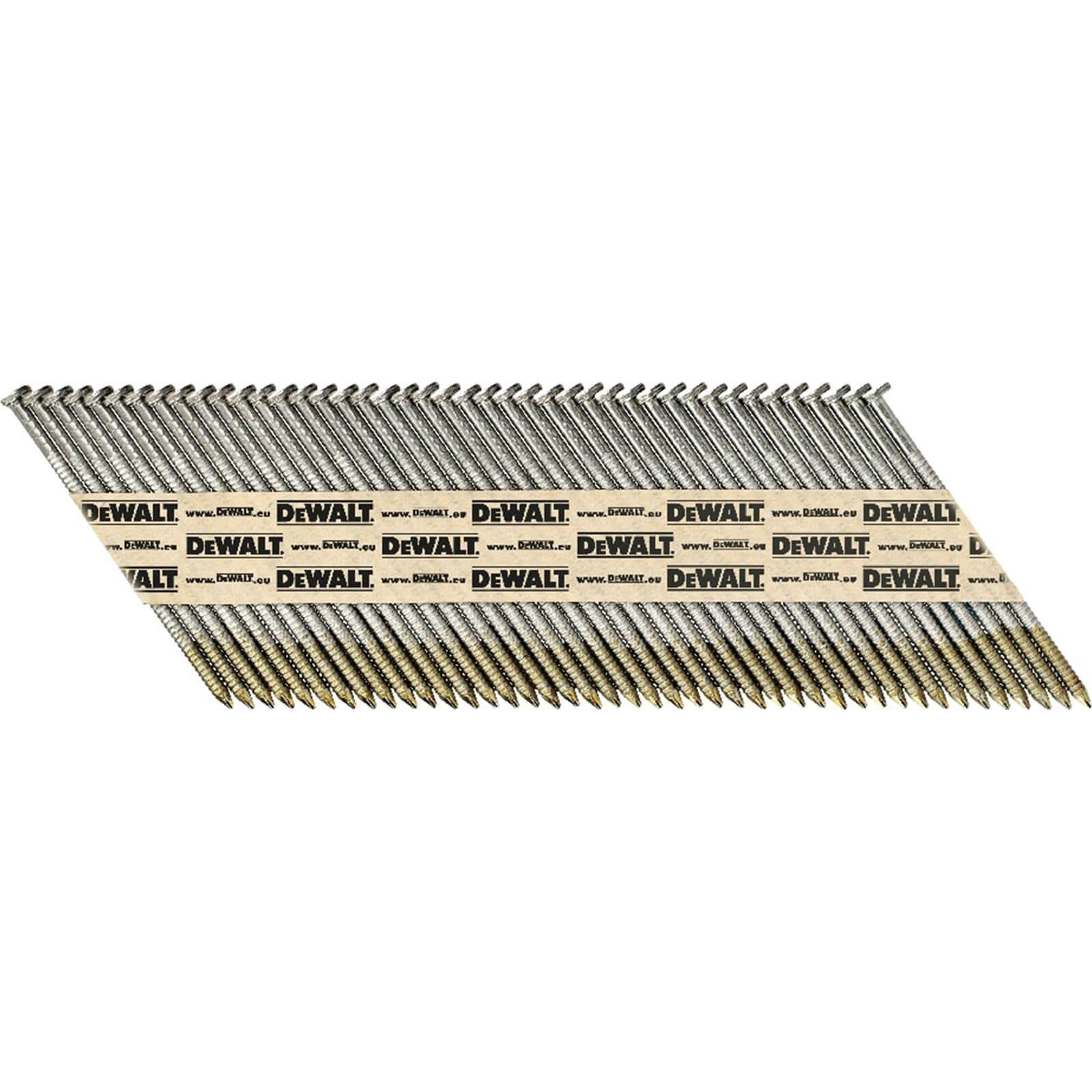 DeWalt Ring Shank Stainless Steel 34 Degree Nails