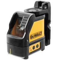 DeWalt DW088CG Self Levelling Cross Line GREEN Laser Level