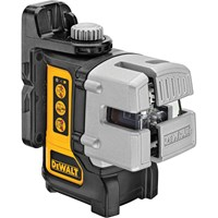 DeWalt DW089KD Self Levelling Laser Level & Detector