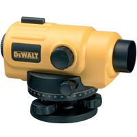 DeWalt DW096PK Automatic Optical Level Kit