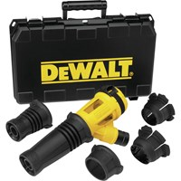 Dewalt DWH051 Chiselling Large Hammer Dust Extraction