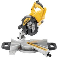 DeWalt DWS774 XPS Sliding Compound Mitre Saw 216mm
