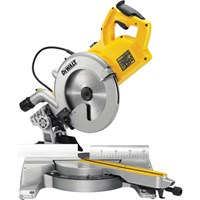 DeWalt DWS778 Sliding Compound Mitre Saw 250mm