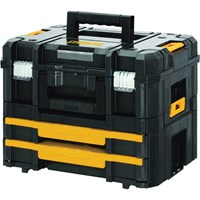DeWalt TSTAK II + VI Stackable Tool Box