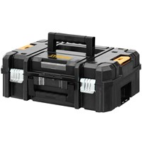 DeWalt TSTAK II Stackable Tool Box